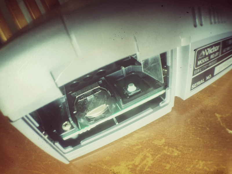 Show That Sega Saturn Save Battery Who's Boss   Hackaday