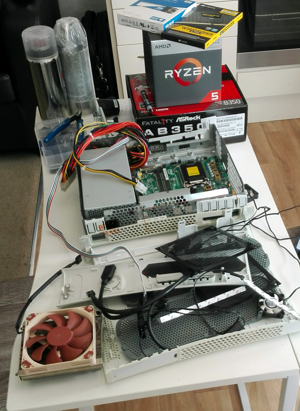 This Xbox 360 Is Powered By Steam | Hackaday