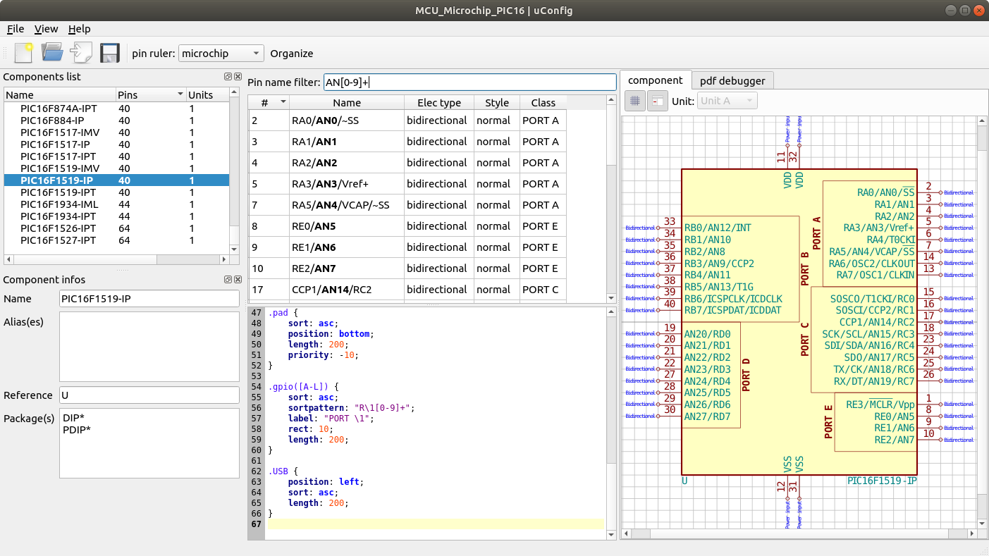 Automagic Tool Makes KiCAD Schematic Symbols From PDFs