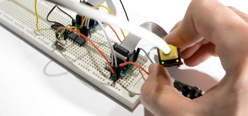 Want To Learn Ethernet? Write Your Own Darn AVR Bootloader! | Hackaday
