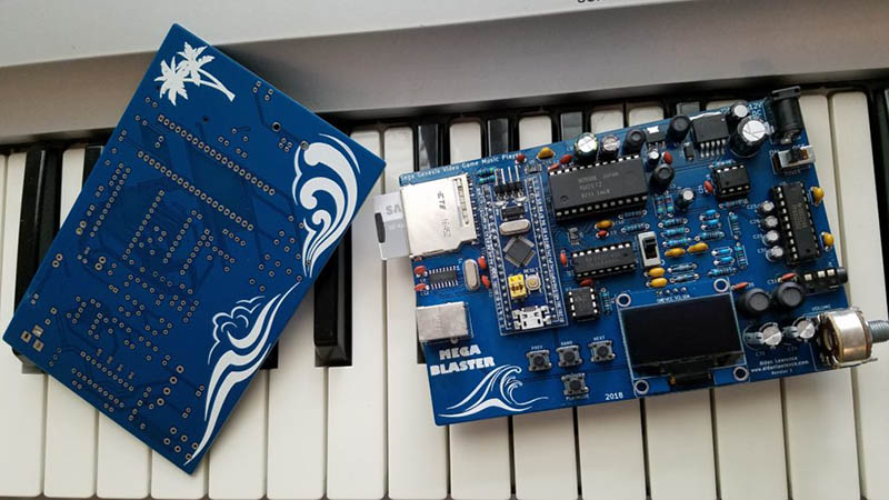 We Got Your Sega Chiptunes Right Here | Hackaday