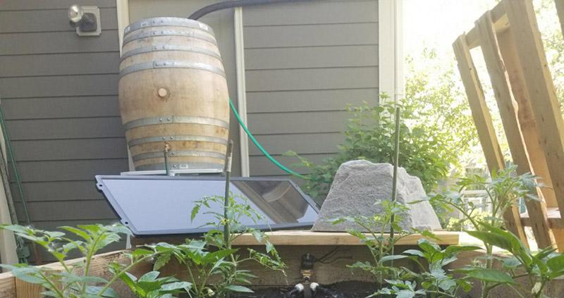 Gutters To Gardens: The IoT Rain Barrel | Hackaday