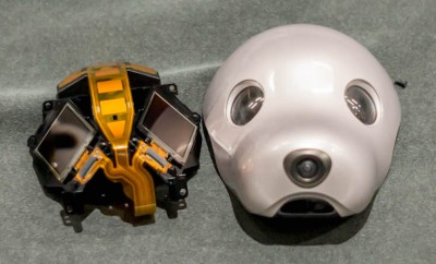 Sony Aibo Teardown OLED Eyes 2018