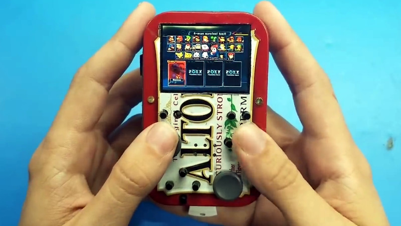 World's Smallest Wii Is Also World's Worst | Hackaday