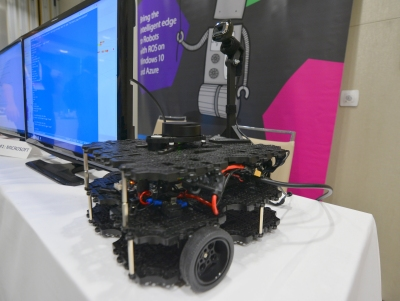 TurtleBot 3 at ROSCon 2018