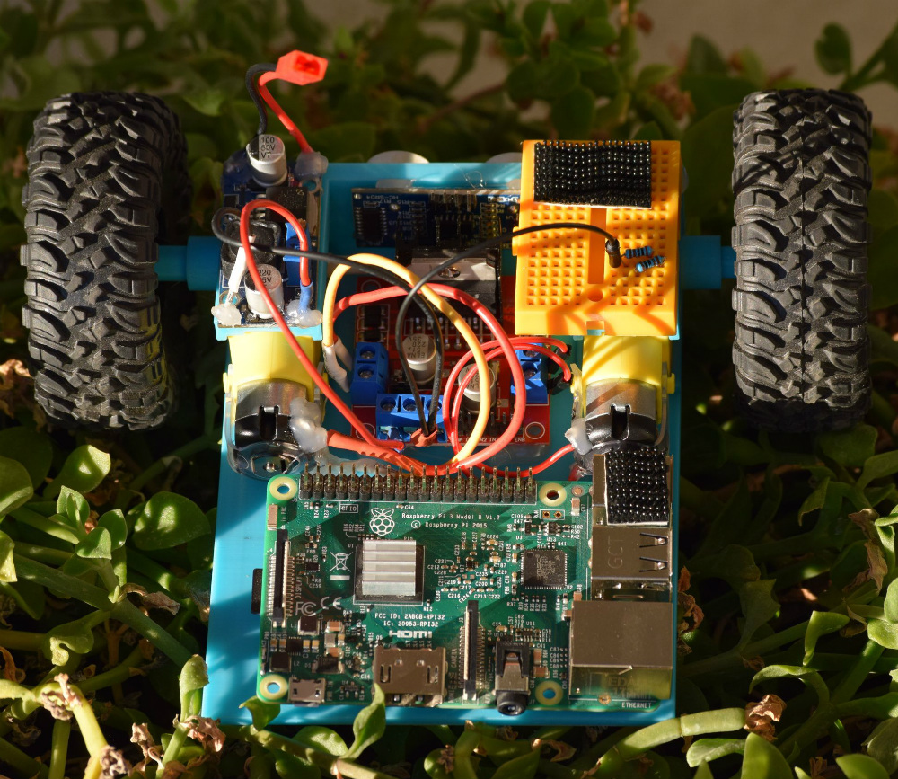 Low-cost Autonomous Rover Will Drive Your Projects | Hackaday