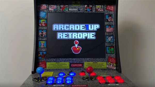 Arcade1up Cabinet Mod Raspberry Pi 3