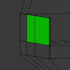 Blender mesh analysis: thickness