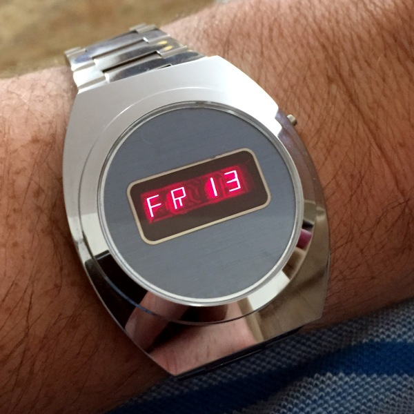 Collecting, Repairing, And Wearing Vintage Digital Watches