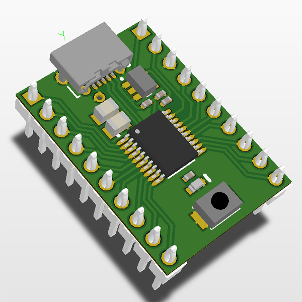 New Part Day: The Twenty Five Cent USB Microcontroller (With A