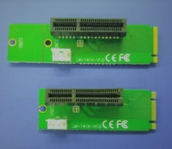 M.2 adapter board trim comparison