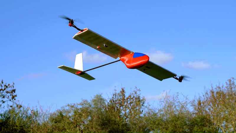 Tilt-Rotor Plane Needs Flight Controller Hack To Get