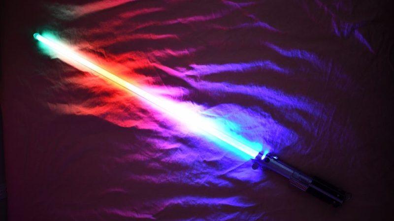 lightsaber repair instructions