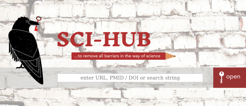 Sci-Hub: Breaking Down The Paywalls | Hackaday