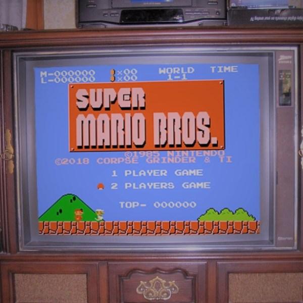NES Hack Lets The Mario Bros  Play Together | Hackaday