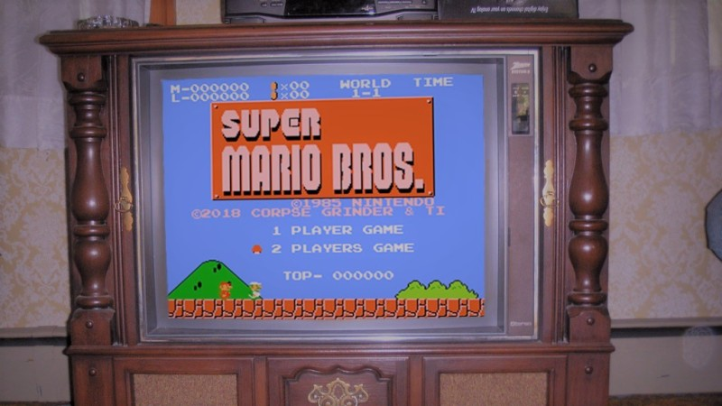 NES Hack Lets The Mario Bros  Play Together | Hackaday