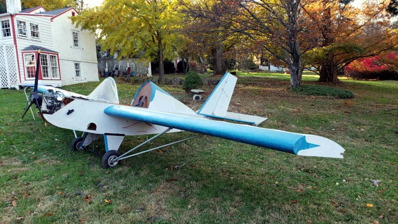 Adopting An Orphaned Ultralight | Hackaday