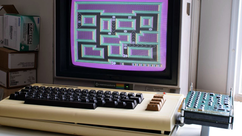 This 6502 Made From 74-Series Logic Can Run At 20 MHz | Hackaday