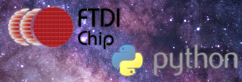 Using FTDI Chips With Python | Hackaday