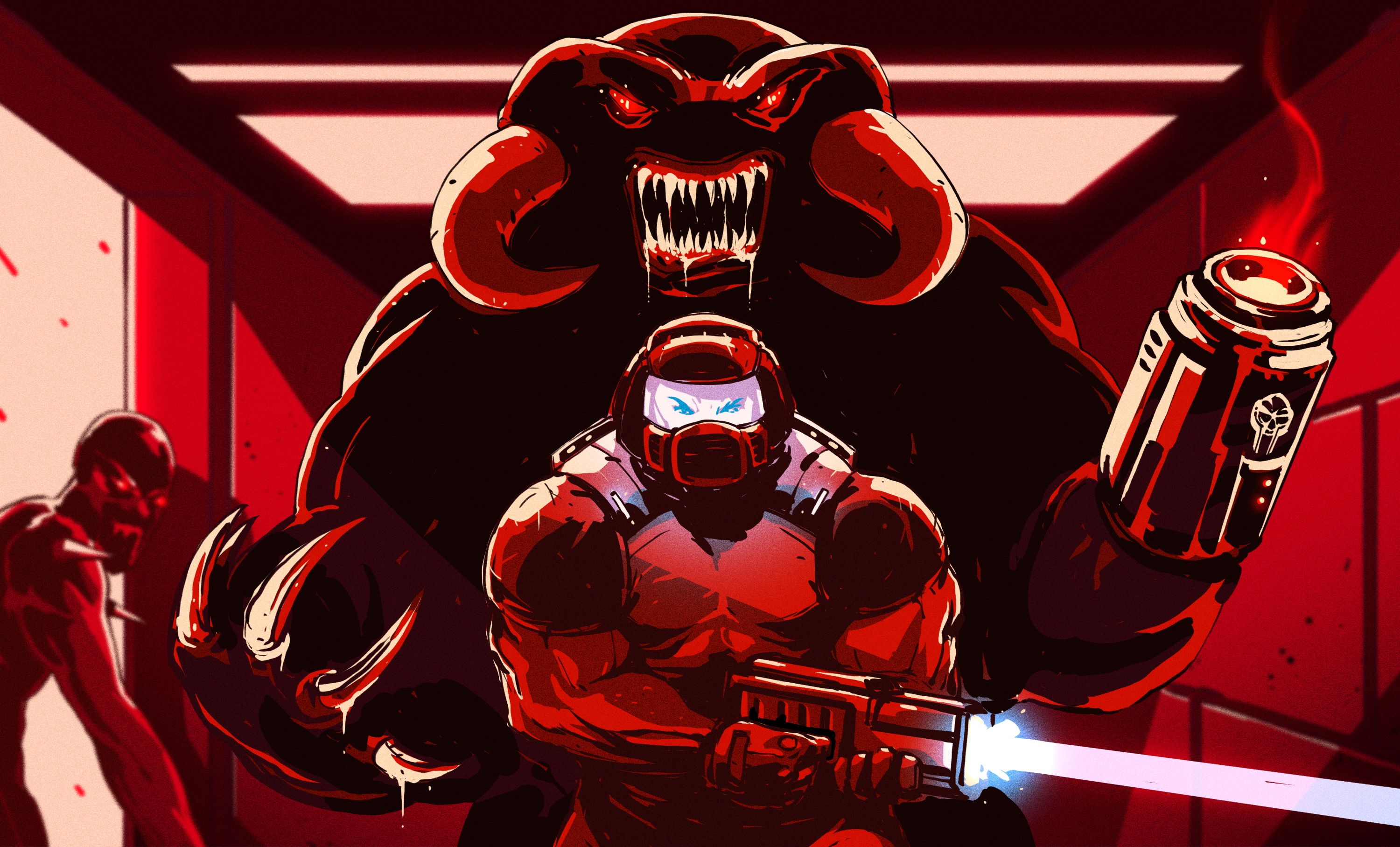DooM Retrospective: 25 Years Of Metal | Hackaday