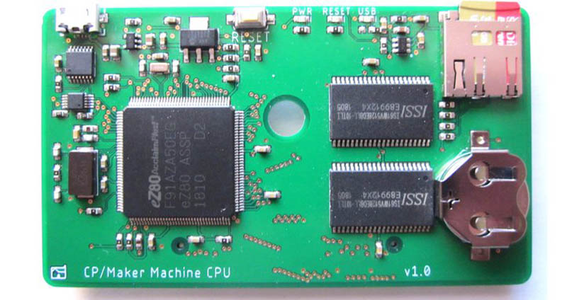 That's A Lisp Machine In Your Pocket | Hackaday