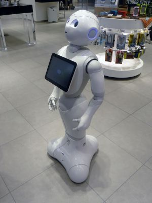 SoftBank's Pepper
