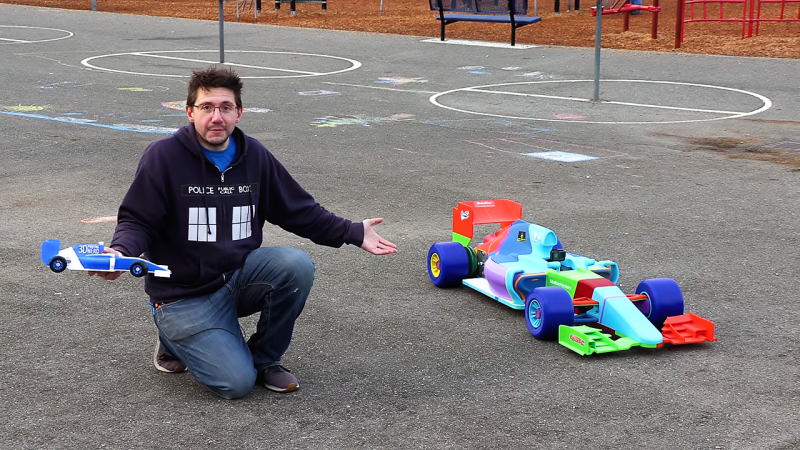 Fail Of The Week: Hard Lessons In 3D-Printed Bushings For A Giant RC