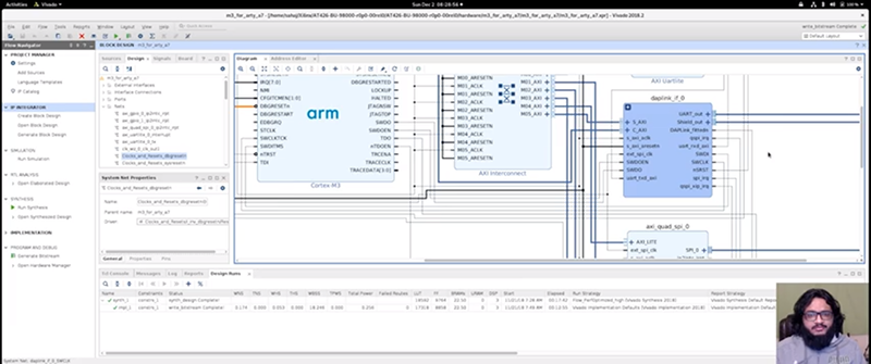 Getting Started with Free ARM Cores on Xilinx