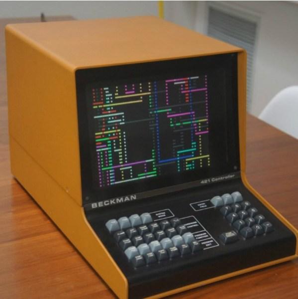 1970s Lab Equipment Turned Retro Pi Terminal   Hackaday