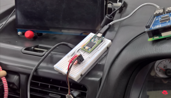 A DIY Interface for Subaru Select Monitor 1