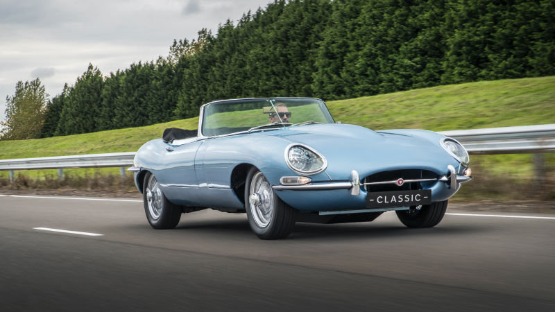 Why Converting Classic Cars To Electric Drive Is A Thing