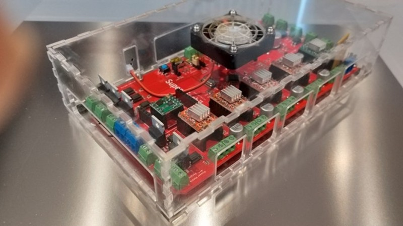 Replace Legacy CNC PCs With A Gerbil | Hackaday