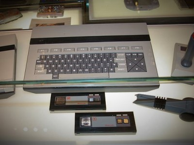 Nintendo AVS 1985 Display