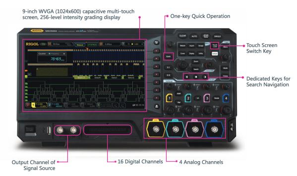 Rigol MSO5000 Hacked, Features Unlocked | Hackaday