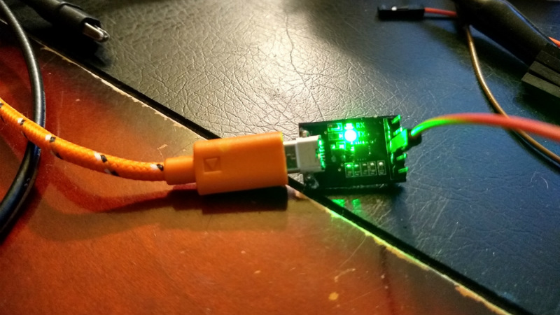 Your USB Serial Adapter Just Became A SDR   Hackaday