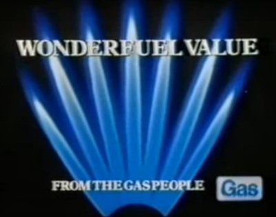 The 1970s, when a shiny new gas cooker solved everything.