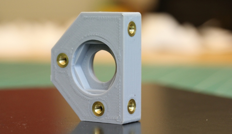 Threading 3D Printed Parts: How To Use Heat-Set Inserts | Hackaday