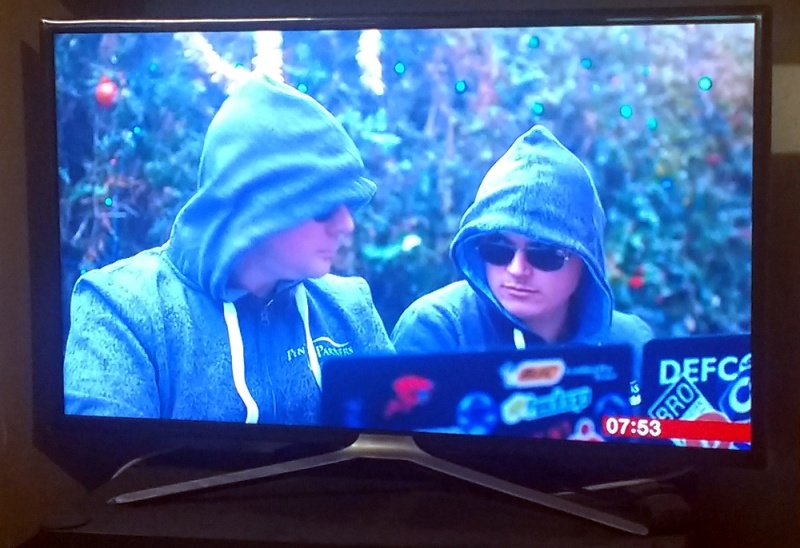 We know what hackers look like because the BBC had some on the telly just before Christmas!