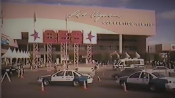 CES 1996 Las Vegas Convention Center