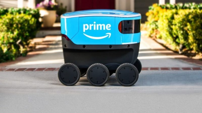 Automate The Freight: Amazon Tackles The Last Mile Problem