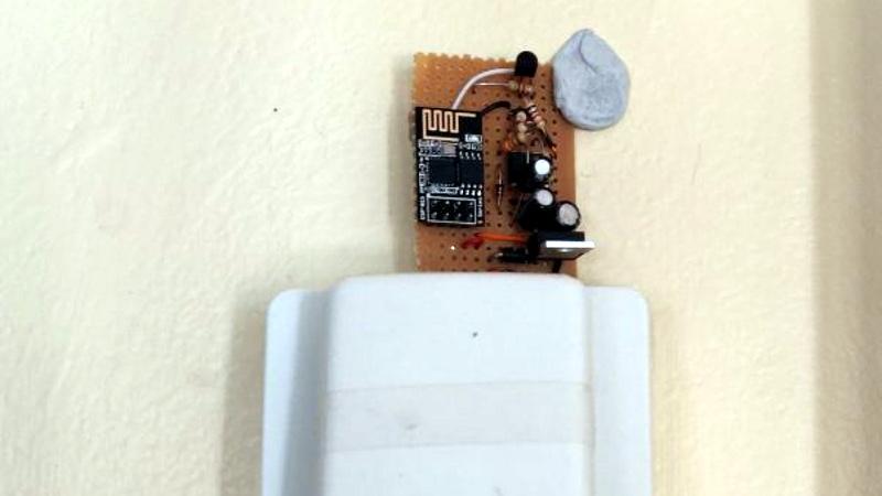 Building An ESP8266 Doorbell On Hard Mode | Hackaday