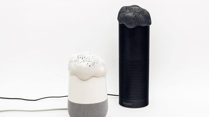 Win Back Some Privacy With A Cone Of Silence For Your Smart