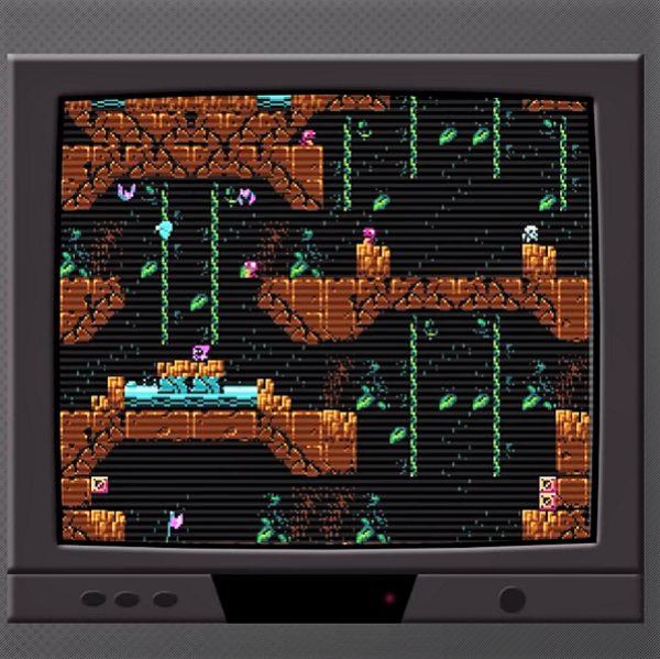 New Game, Old Ways: Cramming An NES Game Into 40 KB   Hackaday