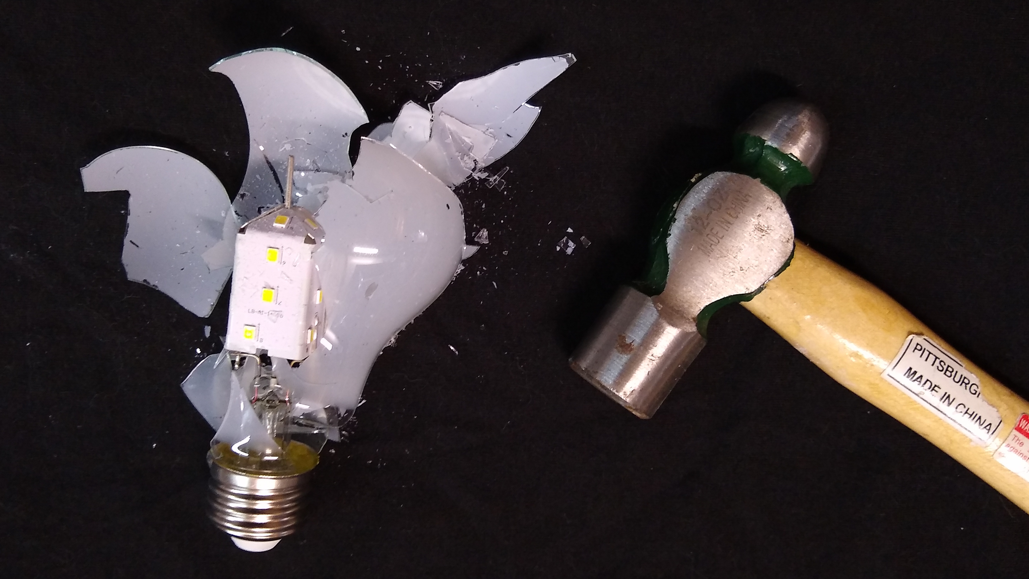 what happened to the 100,000 hour led bulbs? hackaday  mean well 30 ~ 60w cc led drivers
