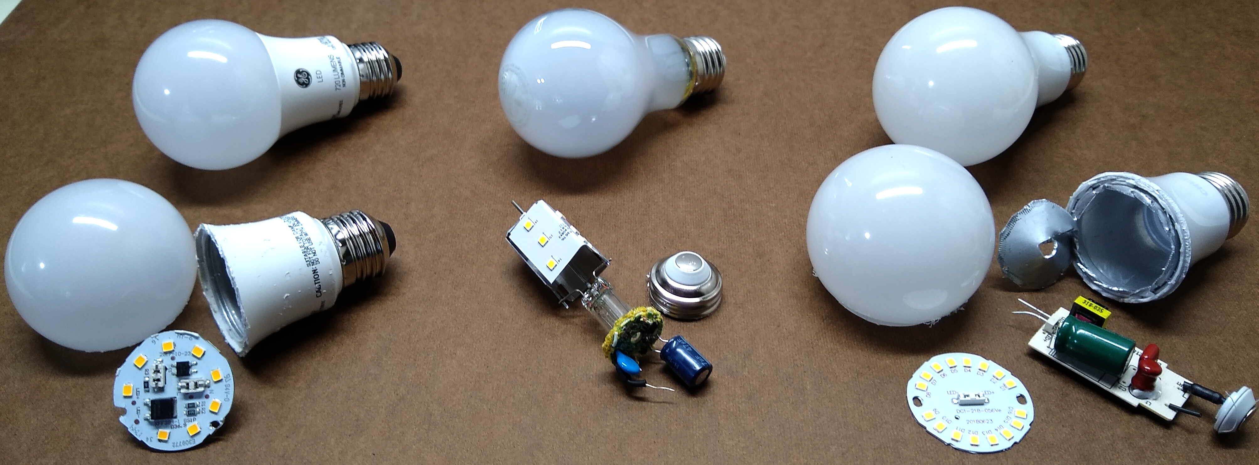 What Happened To The 100,000-Hour LED Bulbs? | aday on