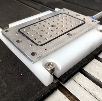Wondrous Diy Vacuum Table Enhances Pcb Milling Hackaday Customarchery Wood Chair Design Ideas Customarcherynet