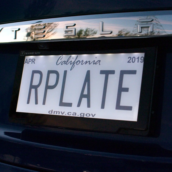 Digital License Plates Are Here, But Do We Need Them? | Hackaday