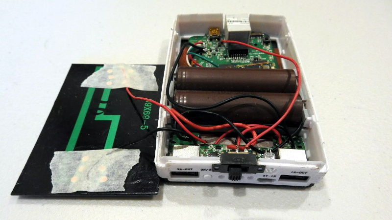 Solar-Powered OpenWRT Router For Mobile Privacy | Hackaday