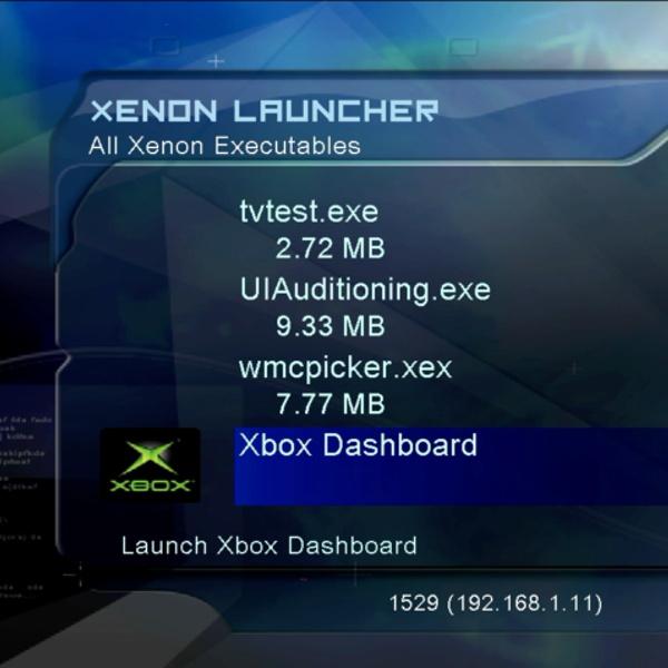 Xenon Emulator