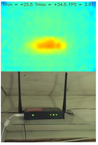 The Easiest Thermal Camera Build You'll Ever See | Hackaday